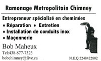 metropolitain chimney sweeping