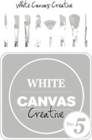 white canvas creative