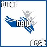 Tutor Help Desk
