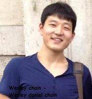 Wesley chain - wesley daniel chain