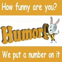 HumorQ - An IQ Score for Humor