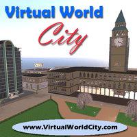 Virtual World City, Inc.
