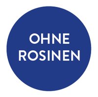 OHNE ROSINEN