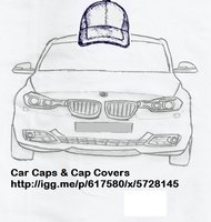Car Caps & Cap Covers