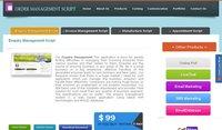 Enquiry management script