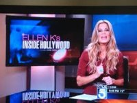 Ellen K :60seconds of Sleaze