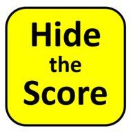 Hide the Score