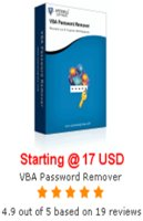 Unlock VBA Password