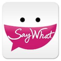 SayWhat Language App
