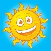 Happy Sun Decor