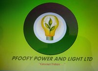 Pfoofy Power and Light Ltd.
