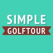 Simple Golftour