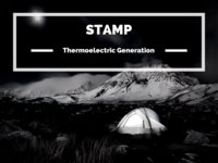 Stamp Thermoelectric
