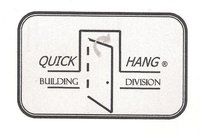 Quick Hang door installing systems