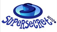 SuperSecret logo