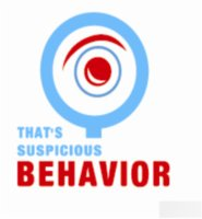 That's Suspicious Behavior logo