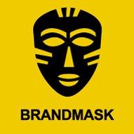 Brandmask