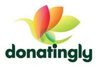 Donatingly