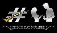 Checkdatnumber