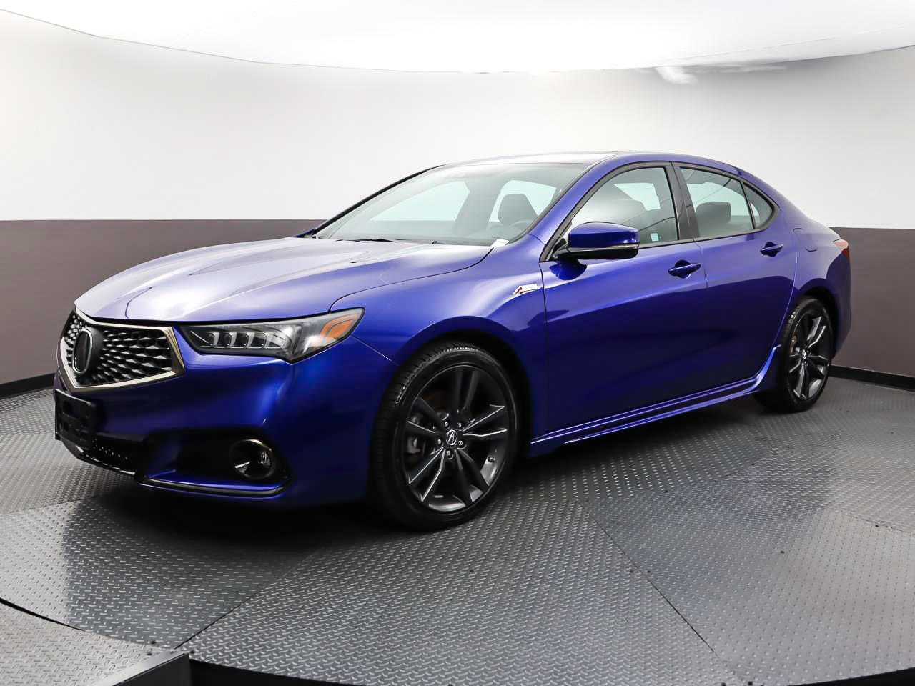 Used ACURA TLX 2018 WEST PALM W/A-SPEC PKG