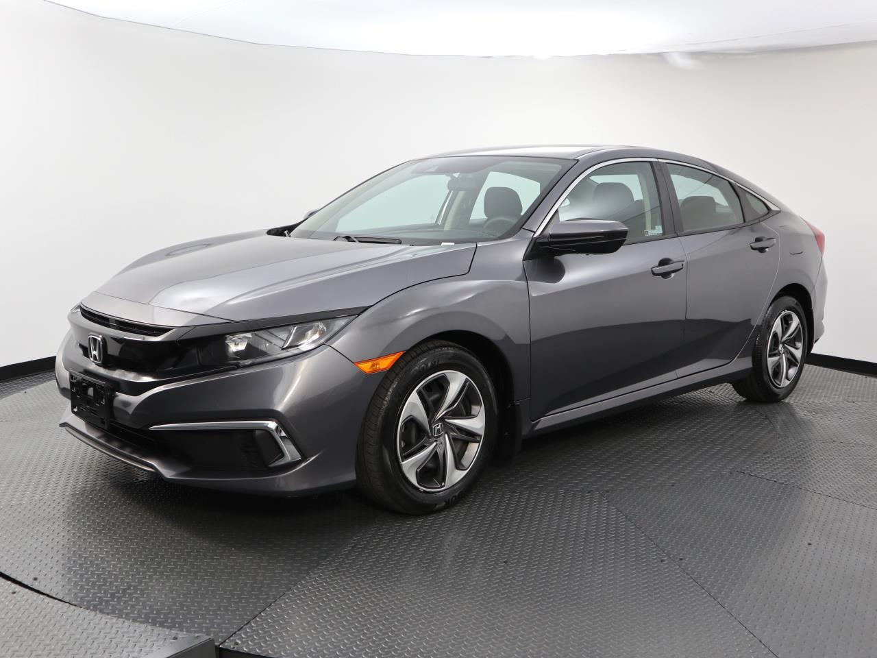 Used HONDA CIVIC 2019 WEST PALM LX