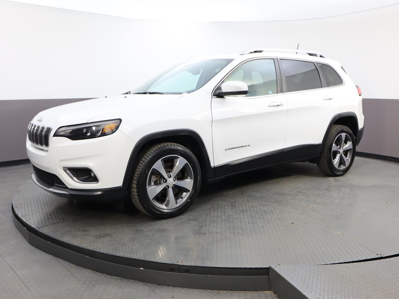 Used JEEP CHEROKEE 2019 MARGATE LIMITED