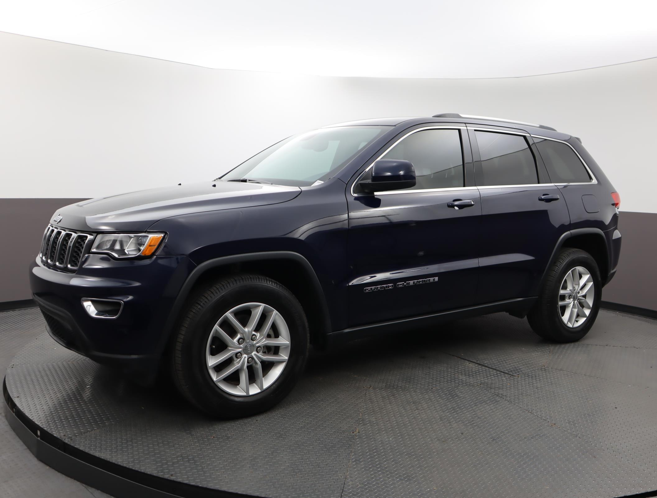 Used JEEP GRAND-CHEROKEE 2017 MIAMI LAREDO