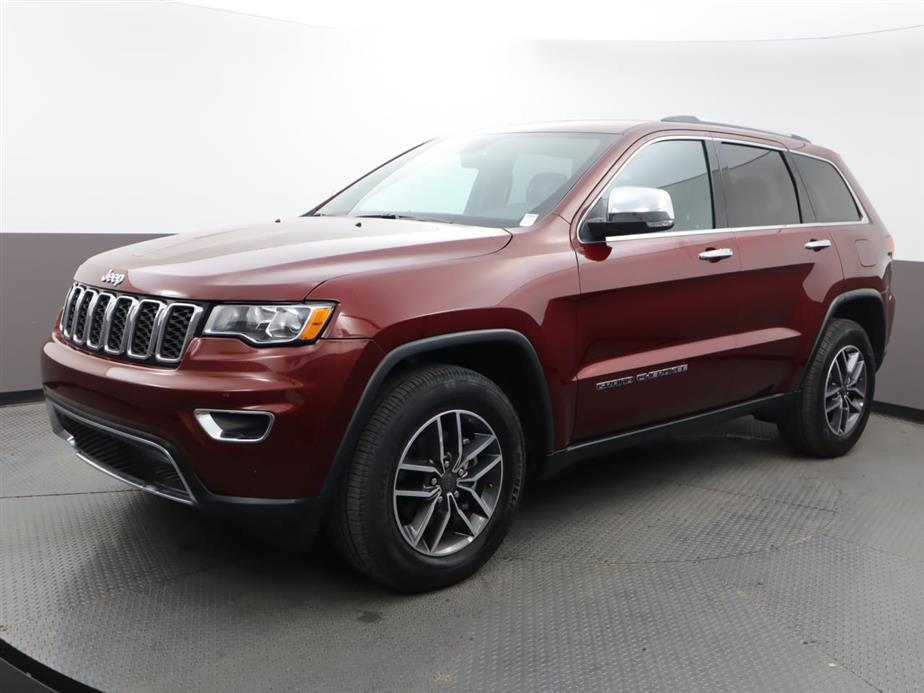 Used JEEP GRAND-CHEROKEE 2019 MARGATE LIMITED