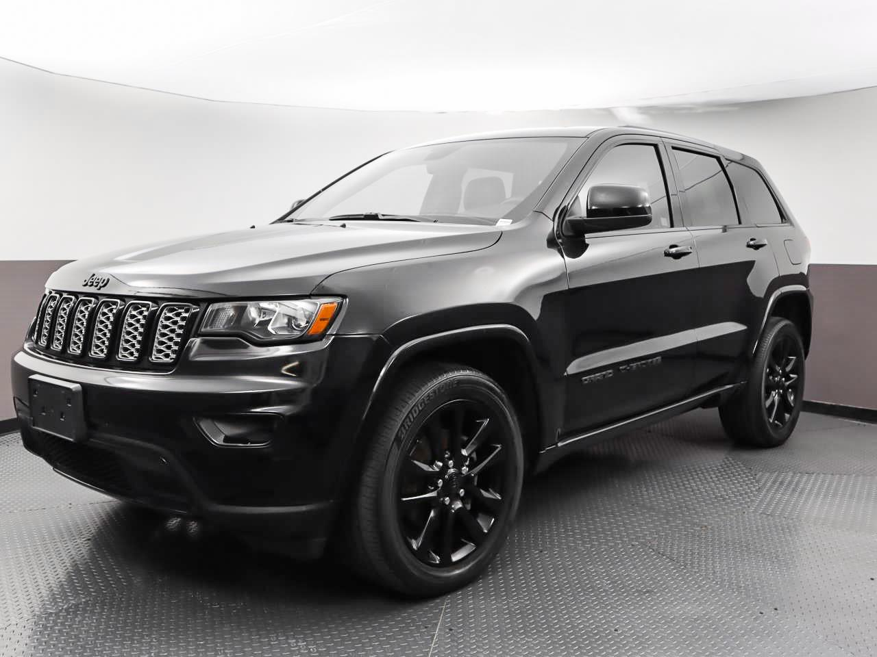 Used JEEP GRAND-CHEROKEE 2017 WEST PALM ALTITUDE