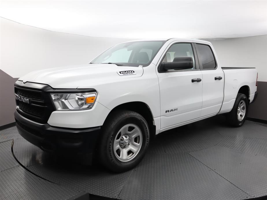 Used RAM 1500 2019 WEST PALM TRADESMAN