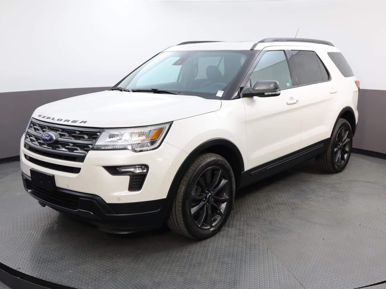 Used FORD EXPLORER 2018 MIAMI XLT