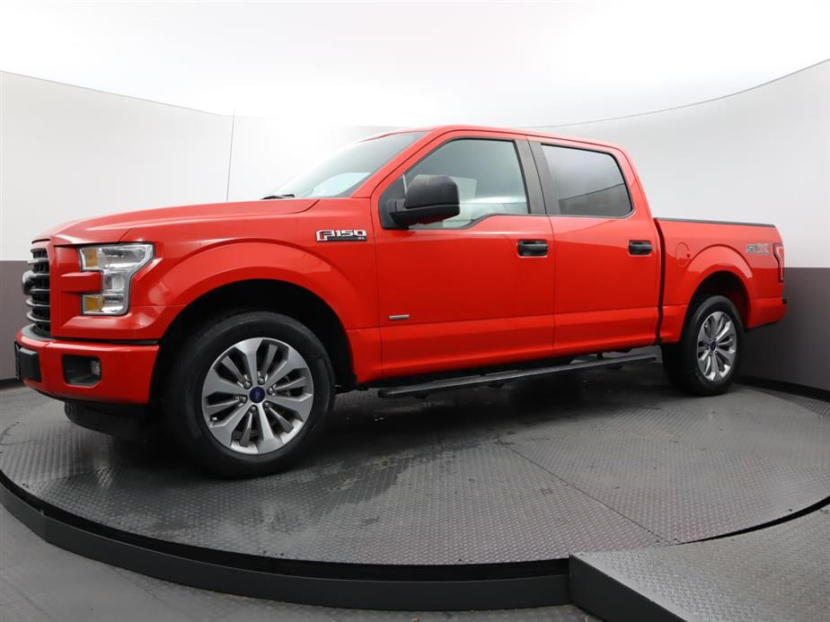Used FORD F-150 2017 MARGATE XL