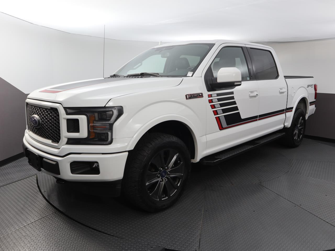 Used FORD F-150 2018 WEST PALM LARIAT
