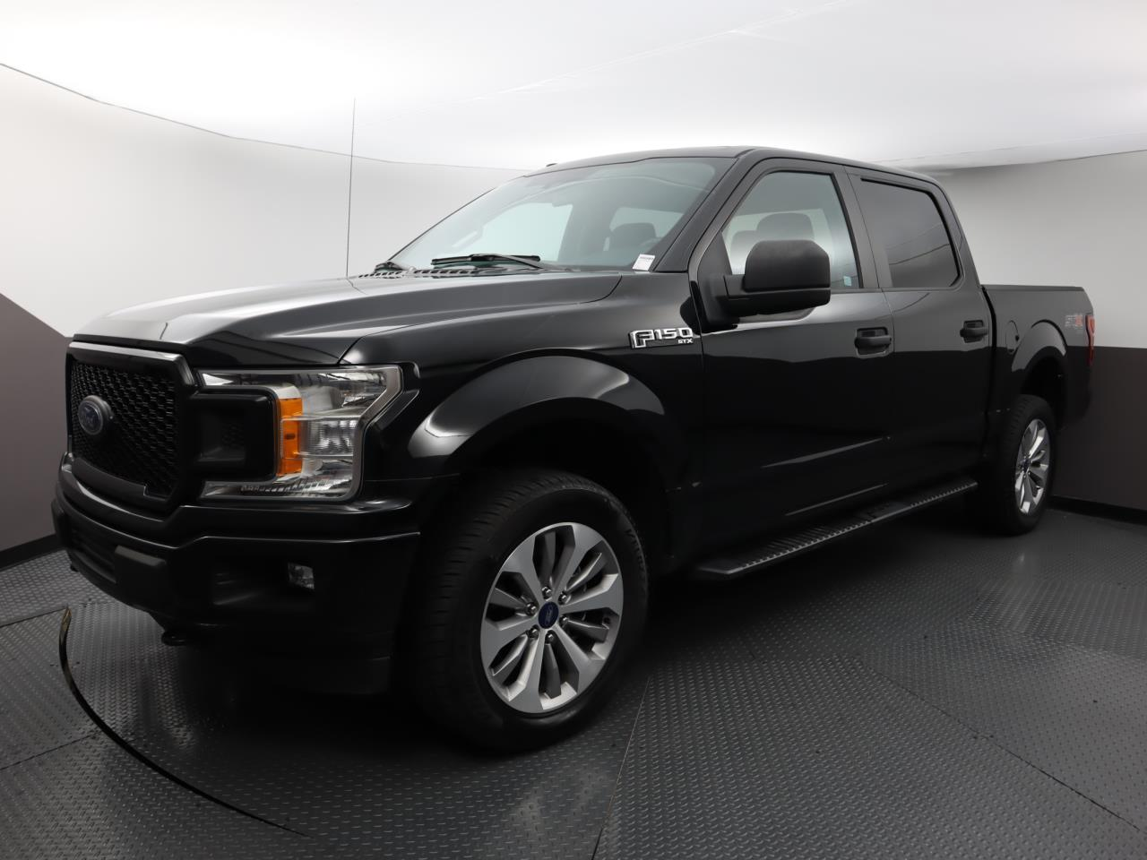Used FORD F-150 2018 WEST PALM XL