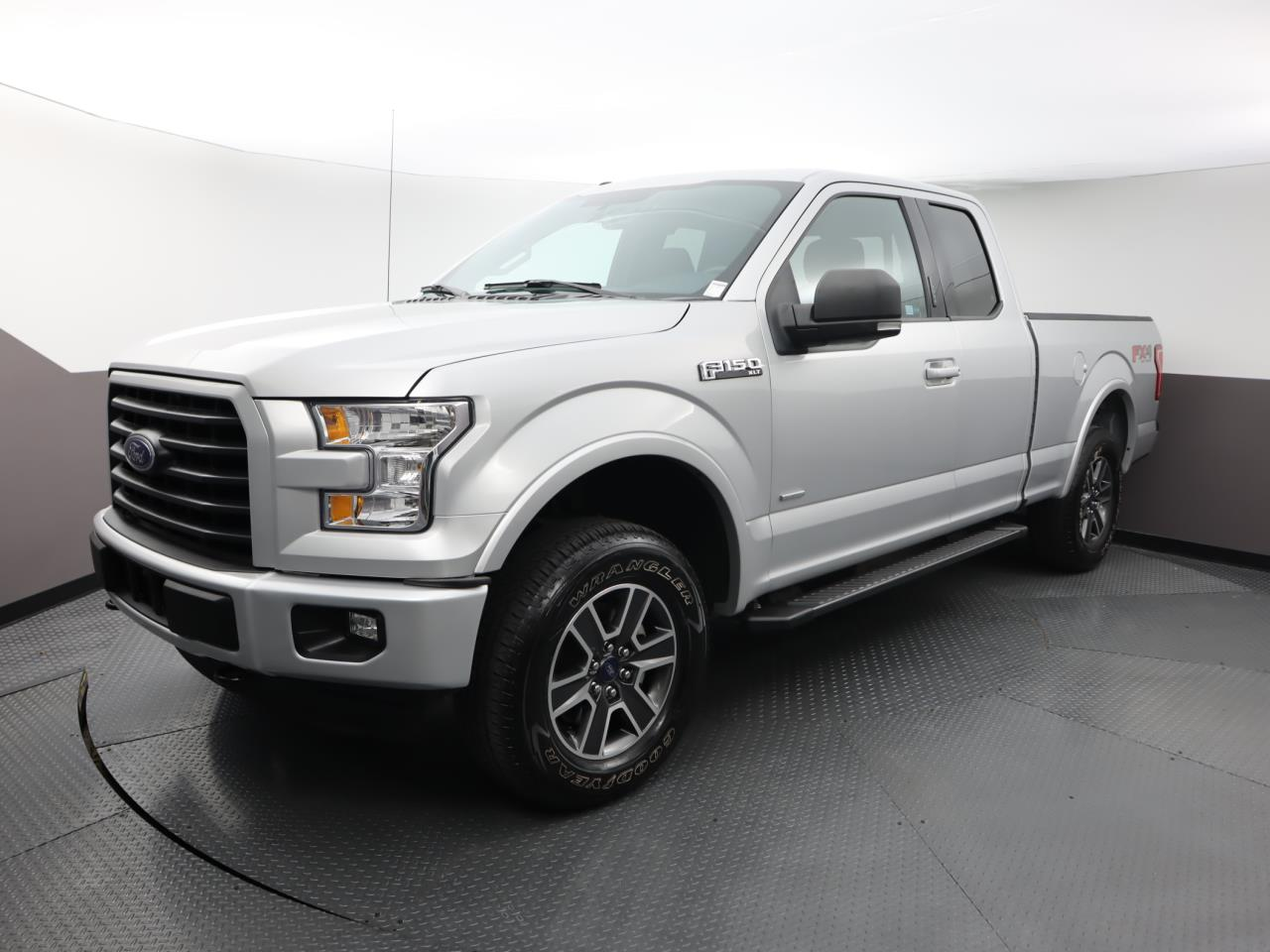 Used FORD F-150 2017 WEST PALM XLT