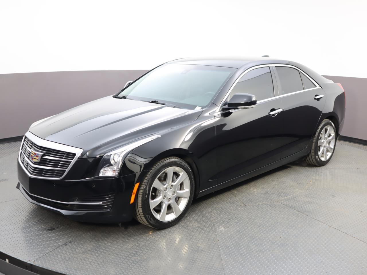 Used CADILLAC ATS 2016 MIAMI LUXURY COLLECTION RWD