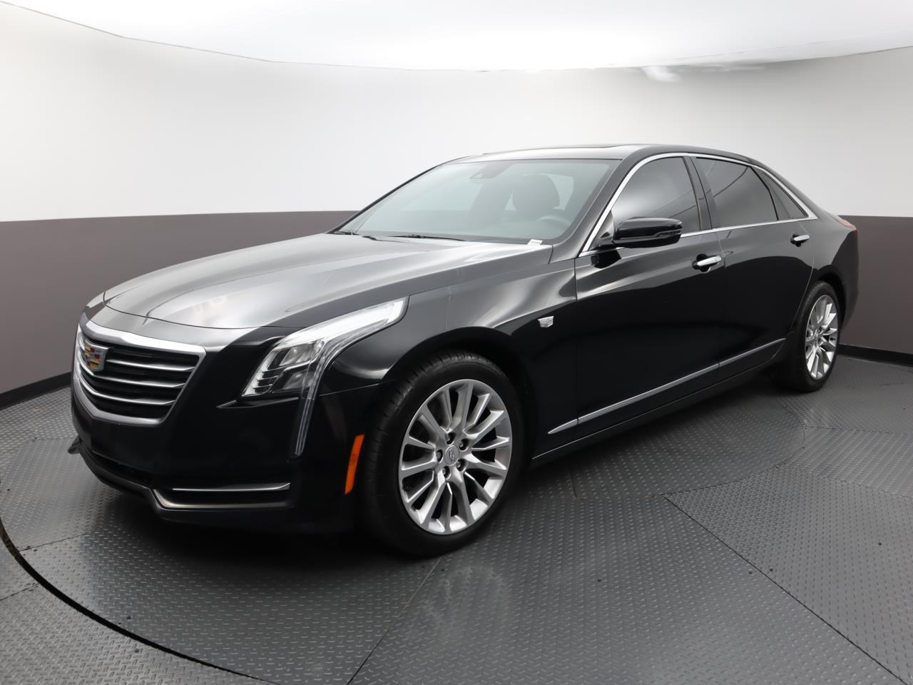 Used CADILLAC CT6 2016 WEST PALM AWD