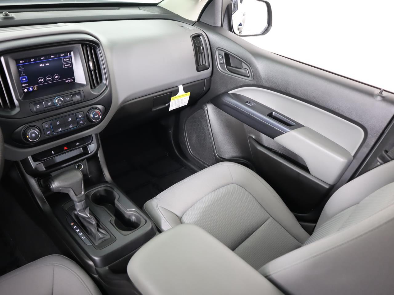 used vehicle - Truck CHEVROLET COLORADO 2020