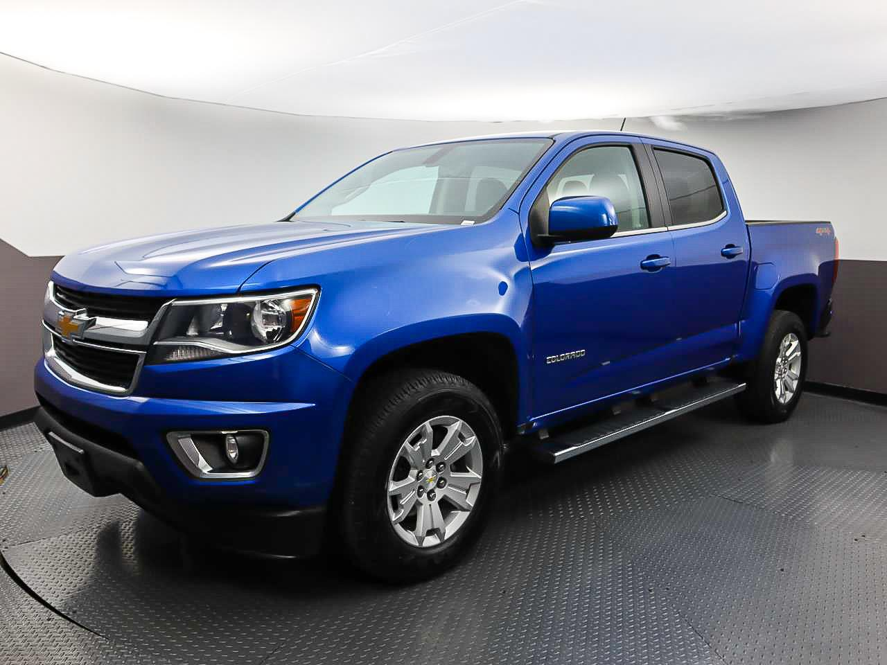 Used CHEVROLET COLORADO 2018 WEST PALM 4WD LT