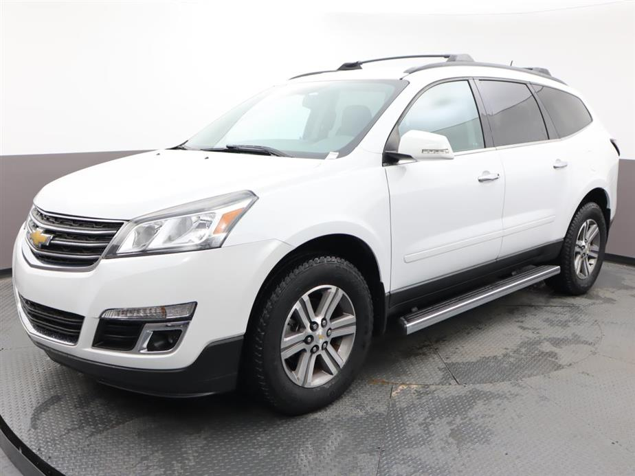 Used CHEVROLET TRAVERSE 2017 MARGATE LT