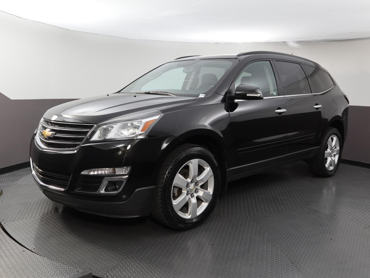 Used CHEVROLET TRAVERSE 2017 WEST PALM LT