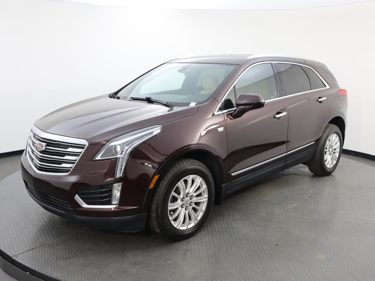 Used CADILLAC XT5 2017 MARGATE FWD