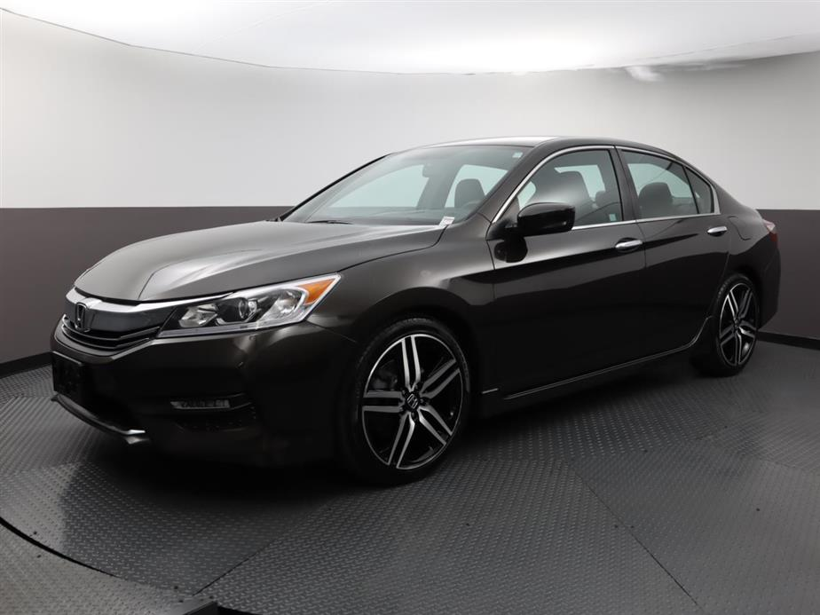 Used HONDA ACCORD 2017 WEST PALM SPORT SE