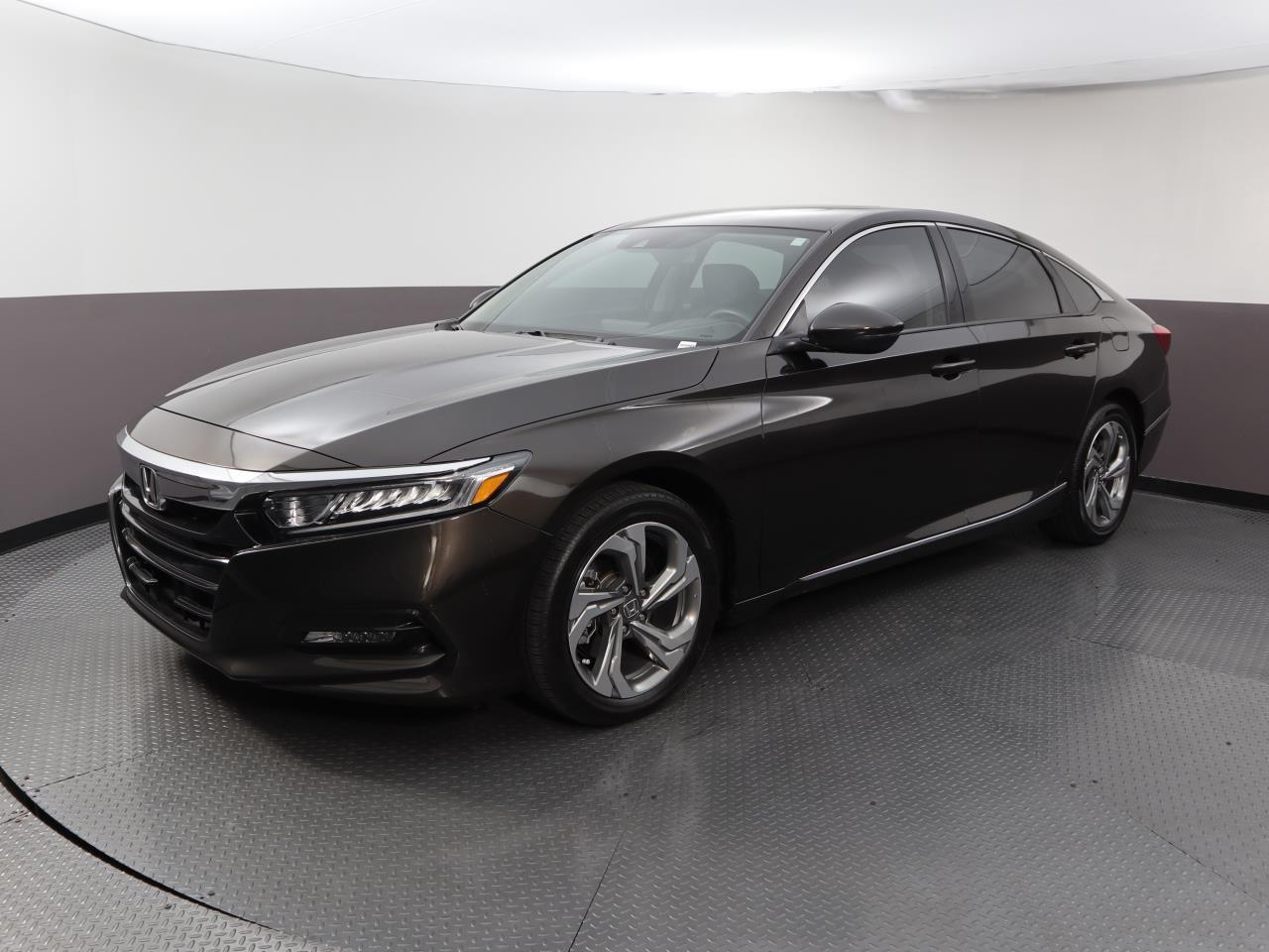 Used HONDA ACCORD 2018 WEST PALM EX-L NAVI 2.0T