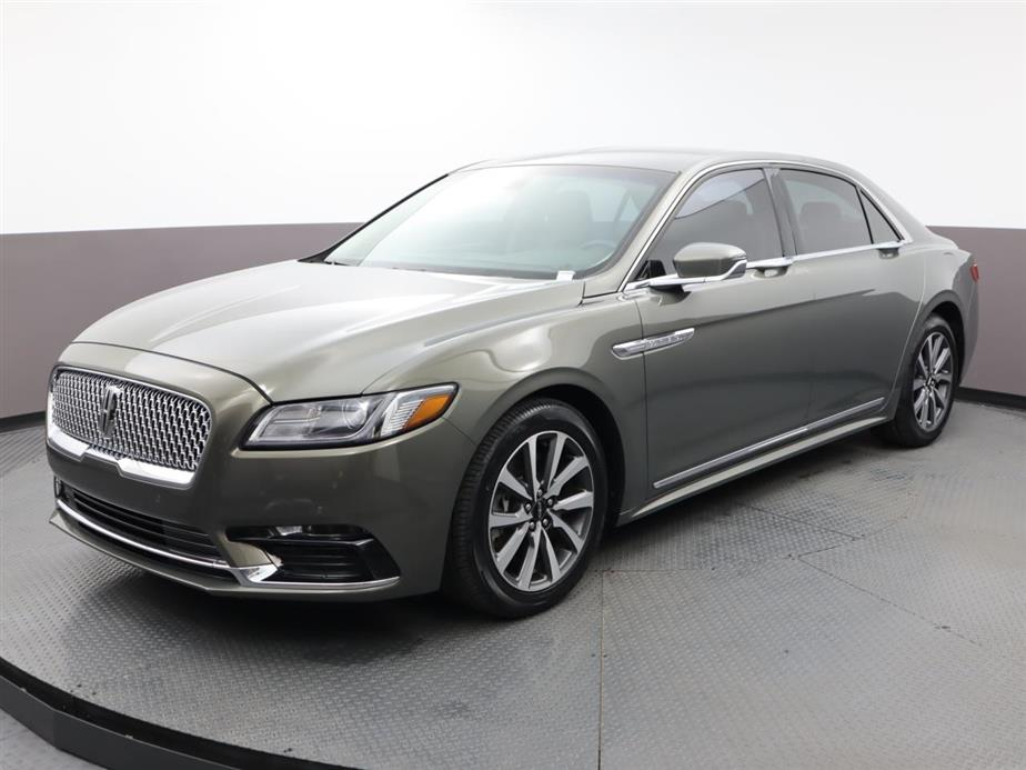 Used LINCOLN CONTINENTAL 2017 MIAMI PREMIERE