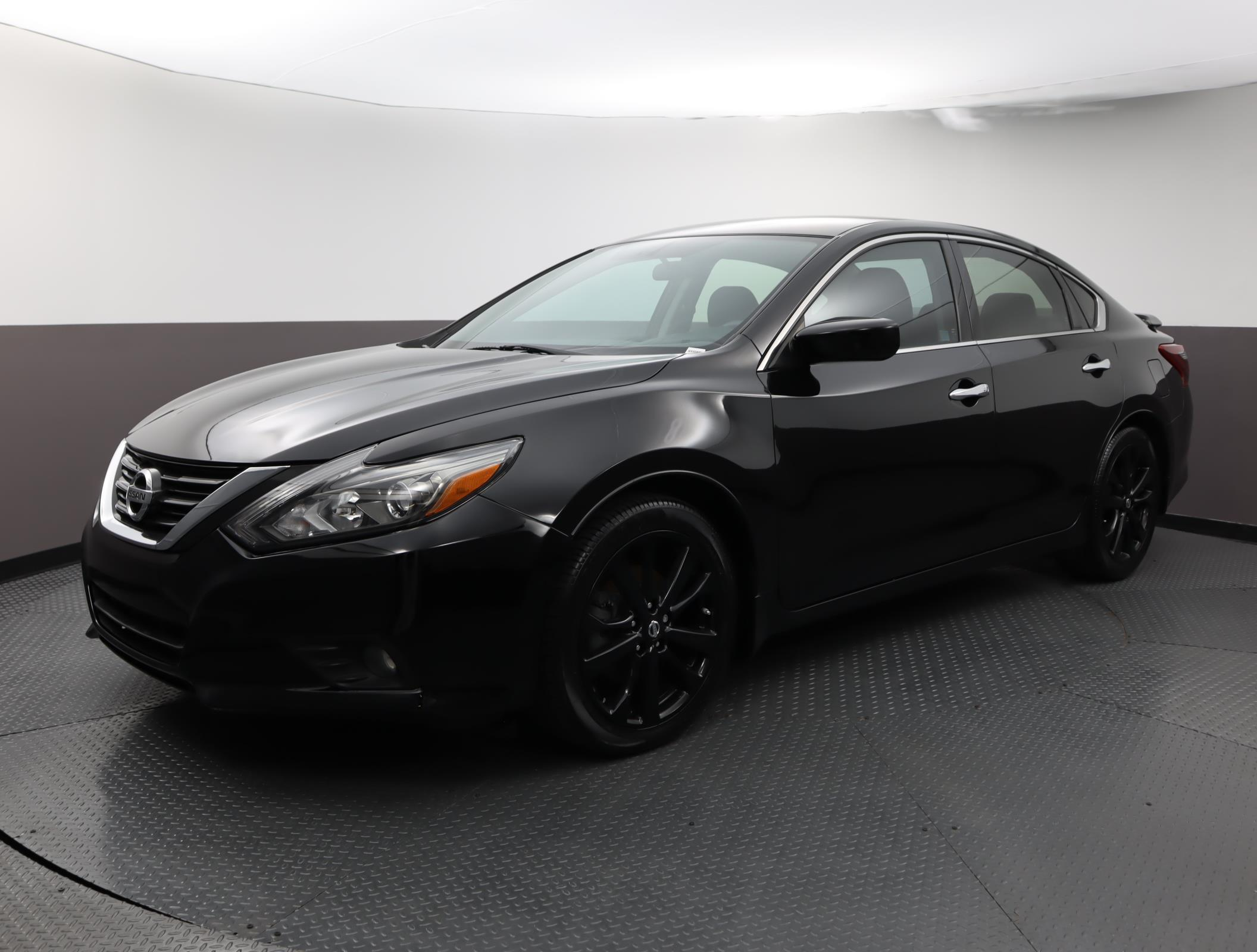 Used NISSAN ALTIMA 2017 WEST PALM 2.5 SR