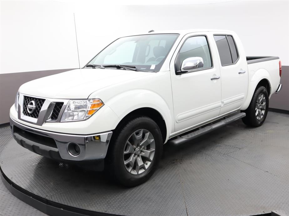 Used NISSAN FRONTIER 2019 MARGATE SL