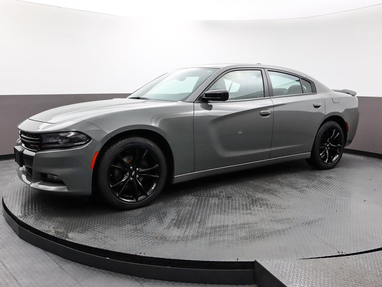 Used DODGE CHARGER 2017 WEST PALM SXT