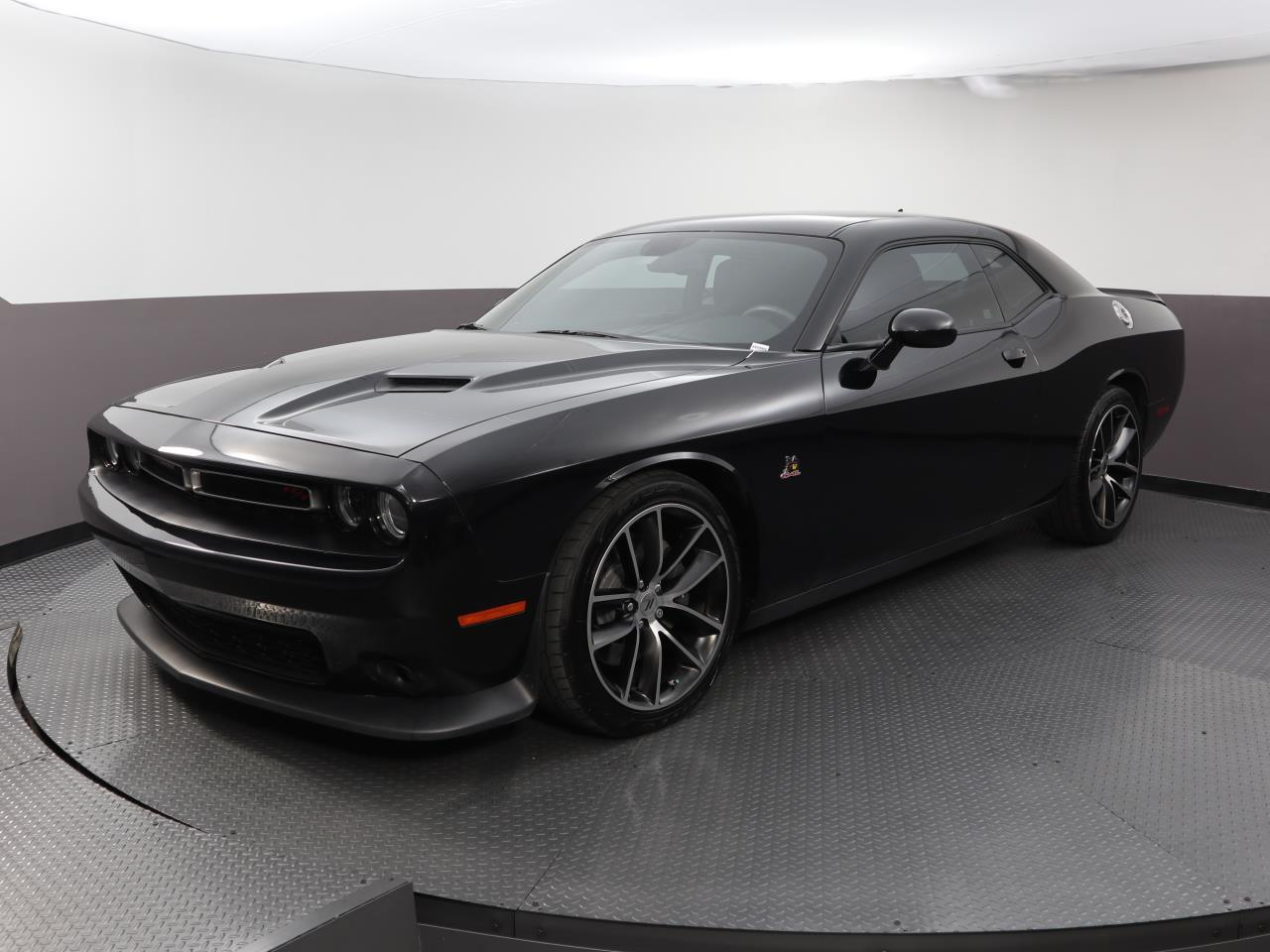 Used DODGE CHALLENGER 2018 WEST PALM R/T SCAT PACK