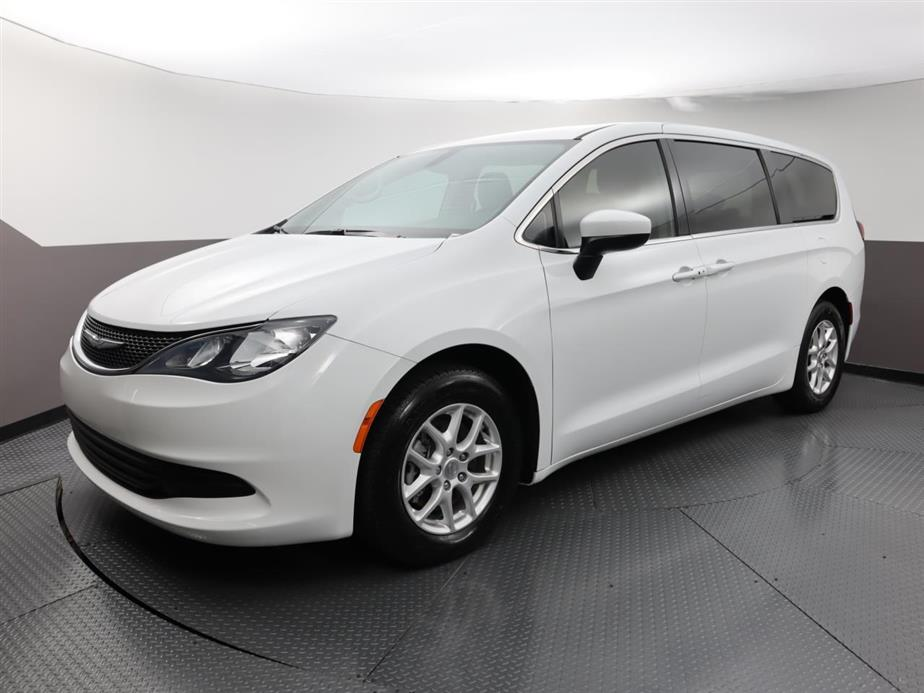 Used CHRYSLER PACIFICA 2017 MARGATE LX